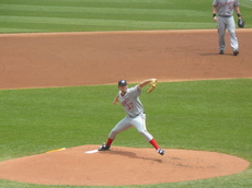 first pitch strasburg.JPG